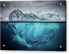 Buoyancy Acrylic Print