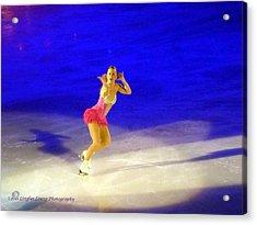 Burlesque Acrylic Print by Lingfai Leung