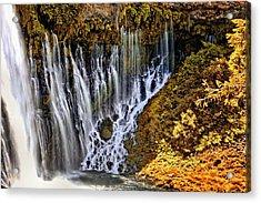 Burney Falls 2 Acrylic Print