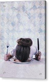 Burnout Acrylic Print by Joana Kruse