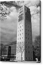 Burton Tower Acrylic Print