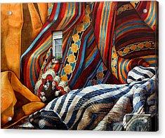 Burulleria Acrylic Print by RicardMN Photography