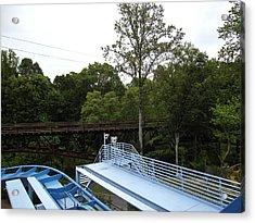 Busch Gardens - 121211 Acrylic Print by DC Photographer