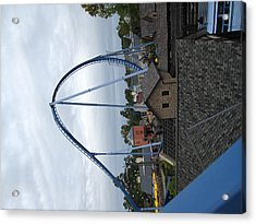 Acrylic Print featuring the photograph Busch Gardens - 121212 by DC Photographer