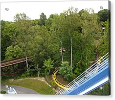 Acrylic Print featuring the photograph Busch Gardens - 121213 by DC Photographer