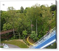 Busch Gardens - 121213 Acrylic Print by DC Photographer