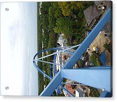 Busch Gardens - 121214 Acrylic Print by DC Photographer