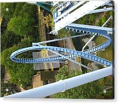 Busch Gardens - 121217 Acrylic Print by DC Photographer