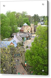 Acrylic Print featuring the photograph Busch Gardens - 12122 by DC Photographer