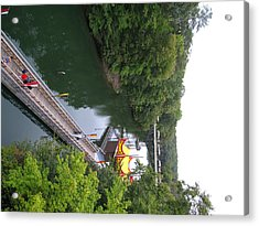 Acrylic Print featuring the photograph Busch Gardens - 12125 by DC Photographer