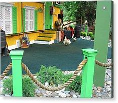 Busch Gardens - Animal Show - 121241 Acrylic Print by DC Photographer
