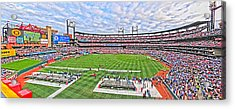 Busch Hosts Chelsea Versus Manchester City Acrylic Print