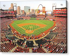 Busch Stadium Acrylic Print