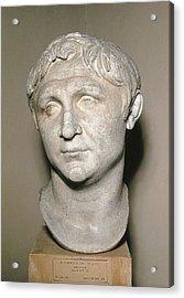 Bust Of Pompey. 1st C. Copy Acrylic Print