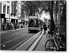 Busy Karlsruhe Acrylic Print