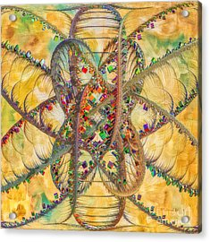 Butterfly Concept Acrylic Print