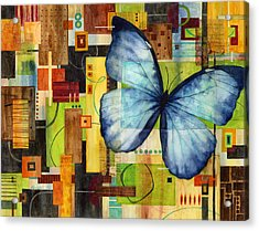 Butterfly Effect Acrylic Print