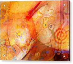 Butterfly Acrylic Print by Lutz Baar
