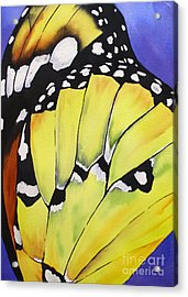 Butterfly Wing Acrylic Print