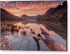 Buttermere Sunrise Acrylic Print
