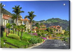 Buy A House Here Acrylic Print