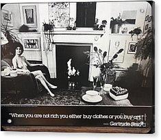 Buy Art Acrylic Print by Craig Pearson