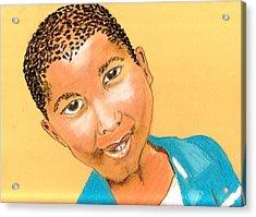 Bwana Acrylic Print
