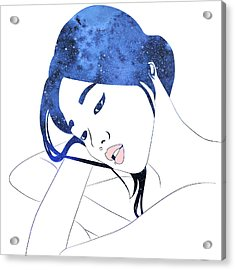 By Starlight Acrylic Print