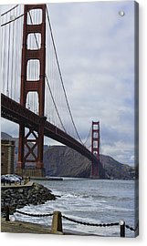 By The Bay Acrylic Print