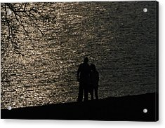 By Your Side Acrylic Print
