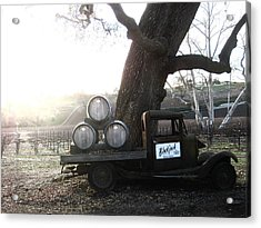 Acrylic Print featuring the photograph Bygone Era by Paul Foutz