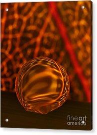 C Ribet Orbscape 1071cc Acrylic Print