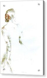C11. Ballet Dancer Acrylic Print