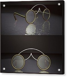 Spectacles  Acrylic Print