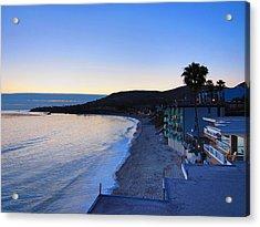 Ca Beach - 121234 Acrylic Print