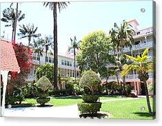 Ca Beach - 121247 Acrylic Print