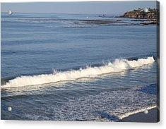 Ca Beach - 121274 Acrylic Print by DC Photographer