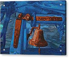 C. A. Thayer Acrylic Print by Jack Zulli