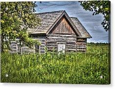 Cabin 1 Acrylic Print