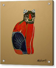 Cabo Gato Acrylic Print by Marna Edwards Flavell