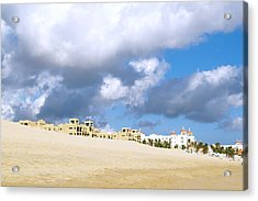 Cabo Mexico Acrylic Print by Haleh Mahbod