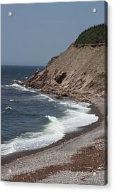 Cabot Trail Scenery Acrylic Print
