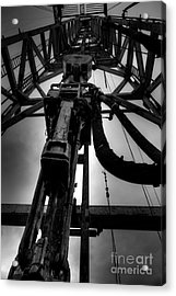 Cac001bw-13 Acrylic Print by Cooper Ross
