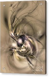 Caelestis - Abstract Art Acrylic Print