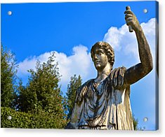 Caesar On Blue Sky Acrylic Print