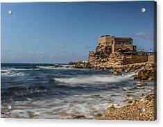 Caesarea Maritima Acrylic Print