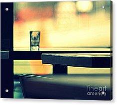 Cafe II Acrylic Print