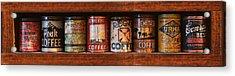 Cafe Retro No 4 Acrylic Print