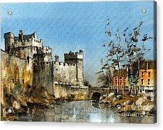 Cahir Castle  Tipperary Acrylic Print