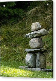 Cairn Georgetown Me Acrylic Print